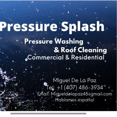Avatar for Pressure Splash Florida