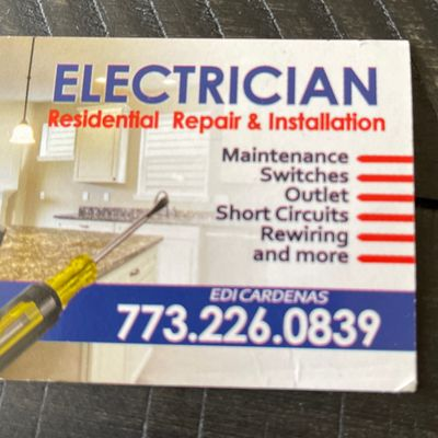 Avatar for Electrical work 24/7