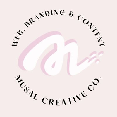 Avatar for Musal Creative Co.   Web + Branding + Content