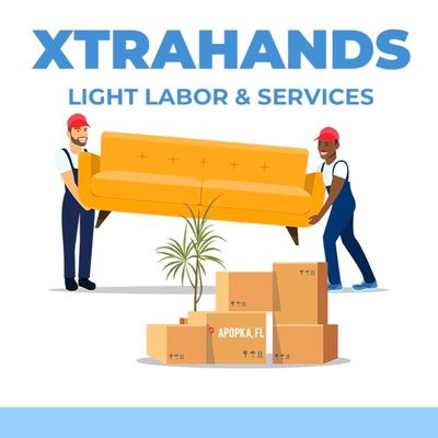 Avatar for XtraHands Light Labor & Services
