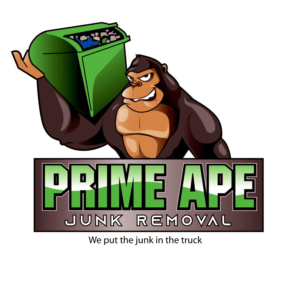Prime ape junk removal and hauling