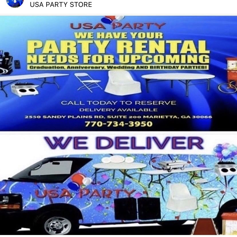 USA Party Store