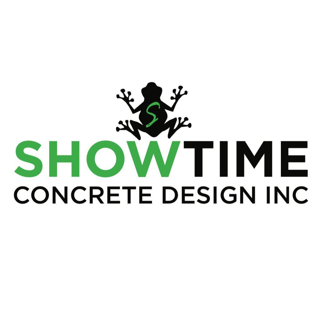 Showtime concrete design inc