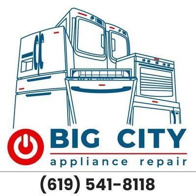 Avatar for BIG CITY Appliance Repair SD