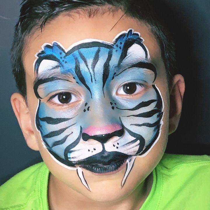 Beckster Face Painting