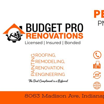 Avatar for Budget Pro Renovations