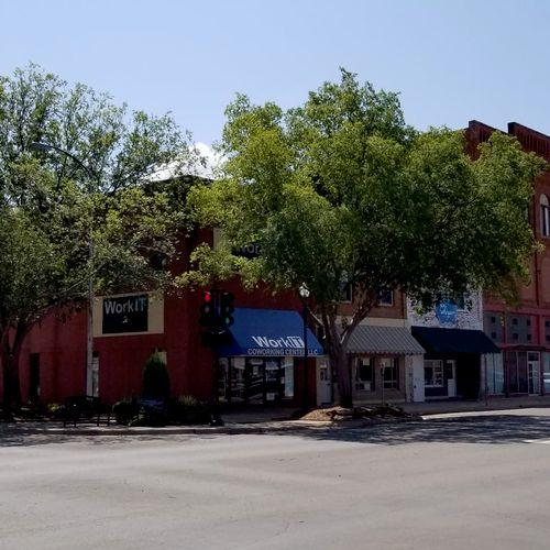 Onesimus Headquarters in Downtown Stillwater, OK