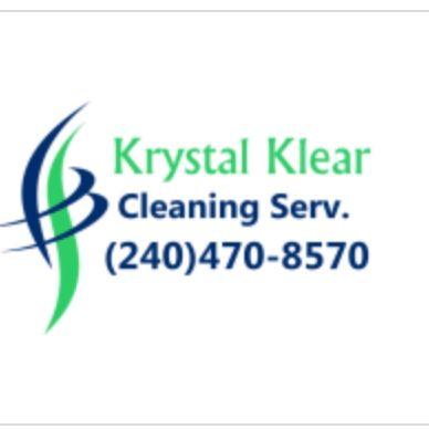 Krystal klear cleaning services