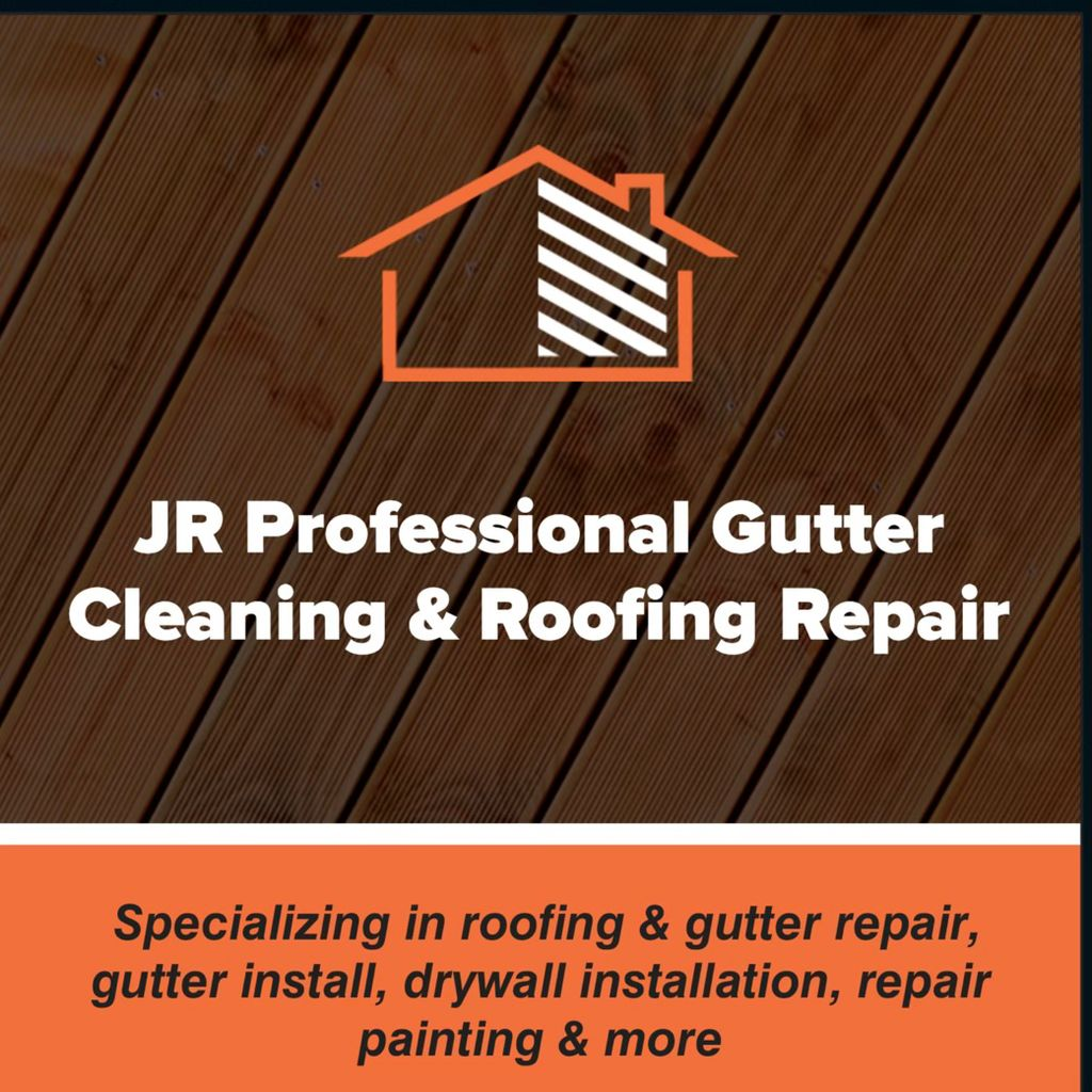 JR Professional Gutter Cleaning & Roofing Repair
