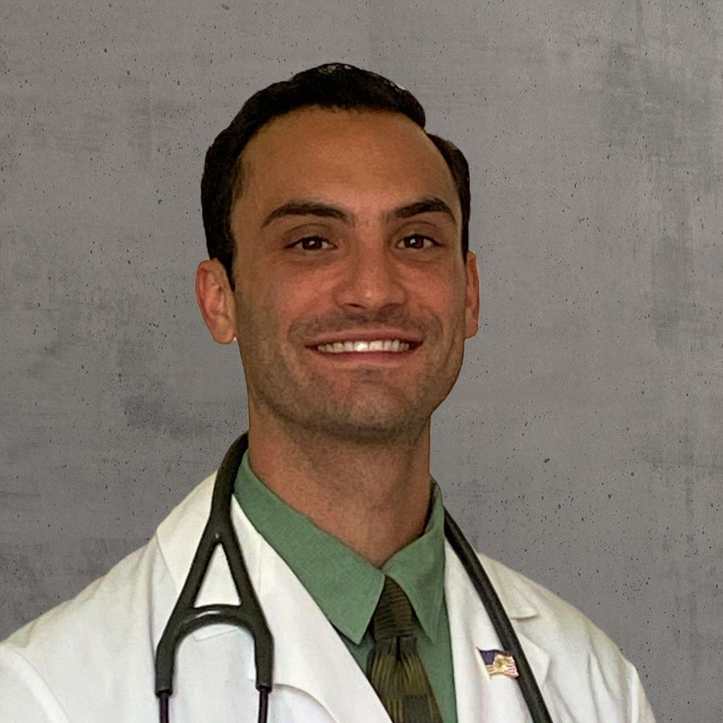 Dr. Jared Pistoia (does not accept insurance)