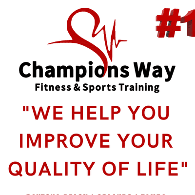 Avatar for Champions Way Fitness & Sports Training
