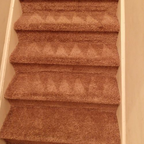 stairs after