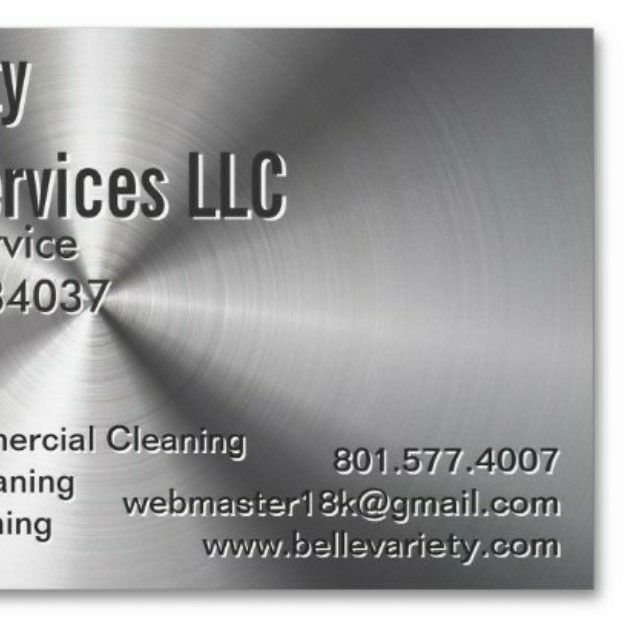Belle Variety Cleaning Services LLC