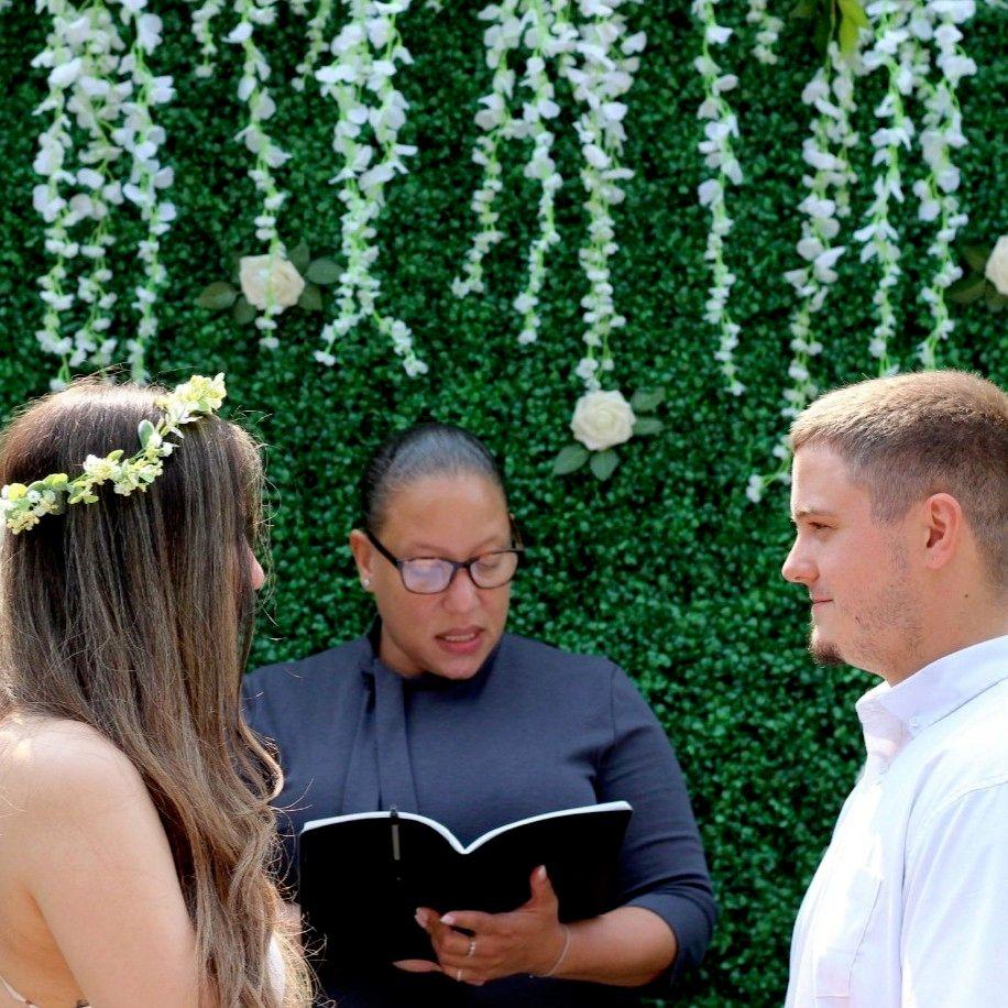 Sheri Porter Marriage Officiants