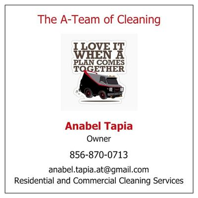Avatar for The A-Team of Cleaning