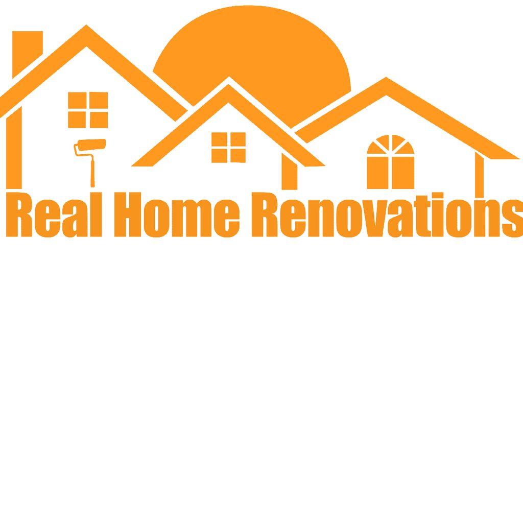 Real Home Renovations