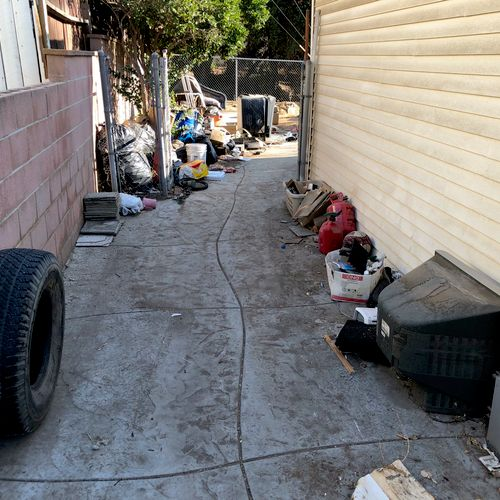 Yard Cleanup Yucaipa