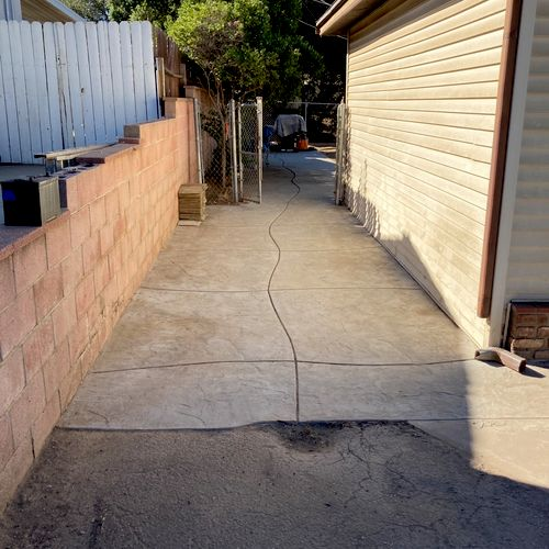 After Yard Cleanup Yucaipa
