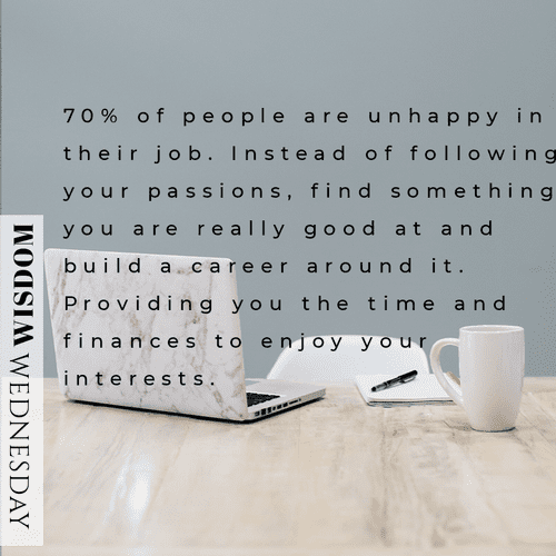 Prepare, Plan, Persistence will get you where you want in your career