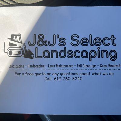 Avatar for J & J's select landscaping