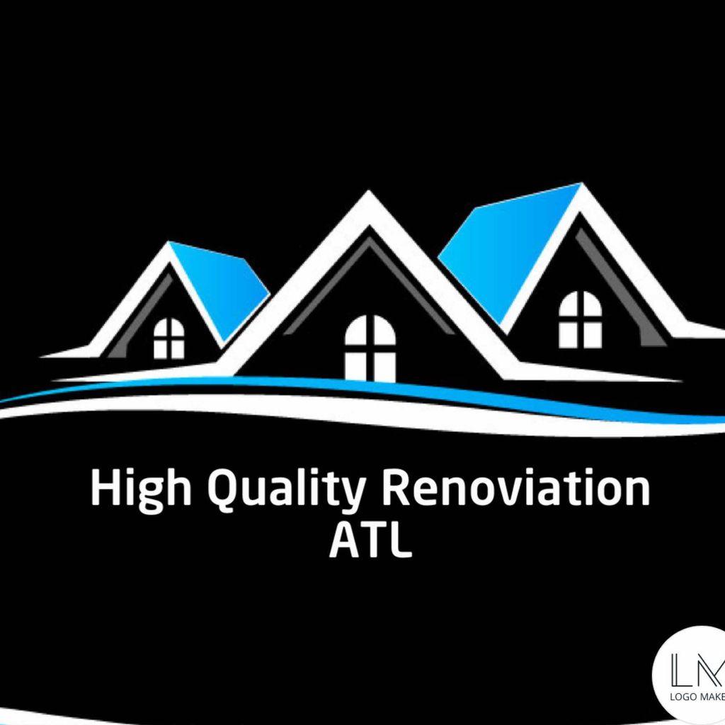 High Quality renovation ATL