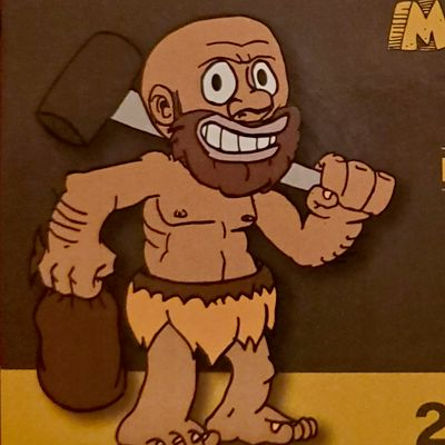 Avatar for Modern-day Caveman