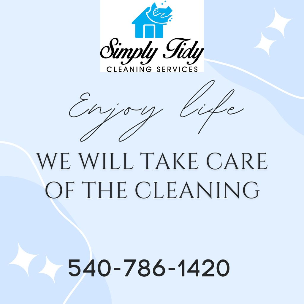 Simply Tidy Cleaning Services