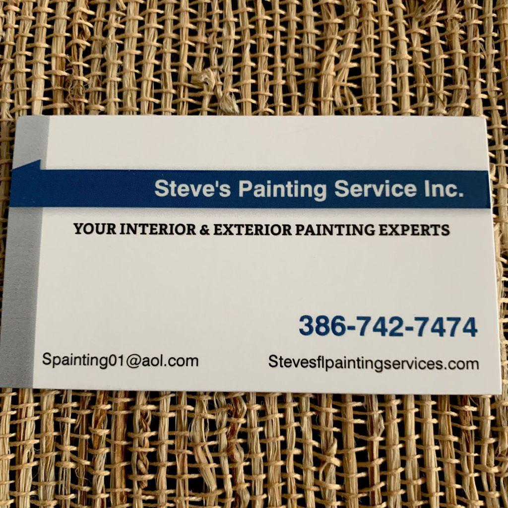 Steve's Painting Service