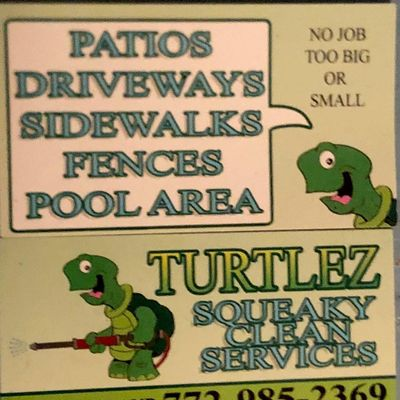 Avatar for Turtlez Squeaky Clean Service