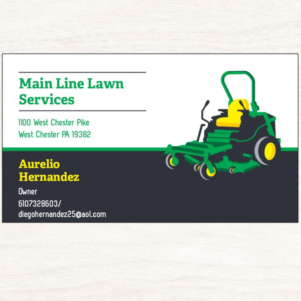 Main Line Lawn Services