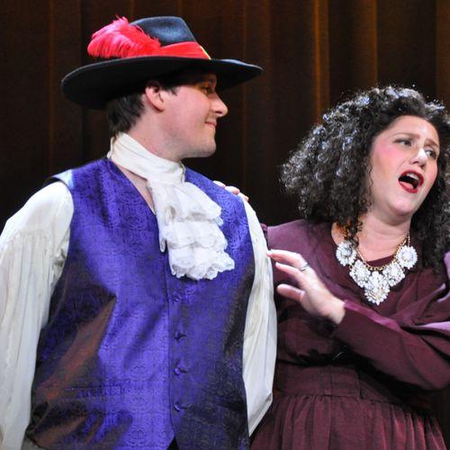 """La Cendrillon"" with Franklin Light Opera, September 2021"