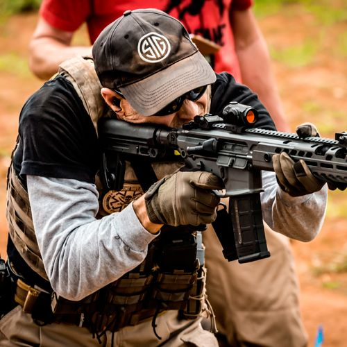 Tactical Games in TX.
