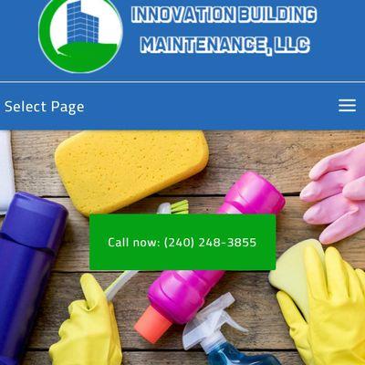 Avatar for Innovation Building Maintenance, LLC