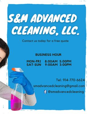 Avatar for S&M Advanced Cleaning LLC.