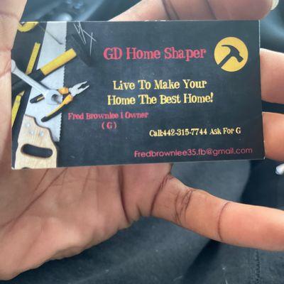 Avatar for GD HomeShaper