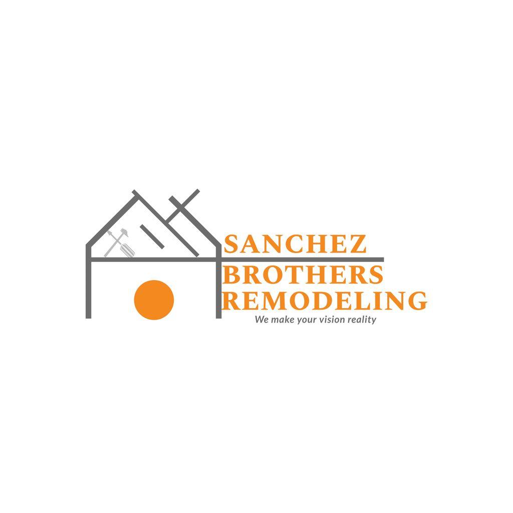 Juan Sanchez (Sanchez Brothers Remodeling, LLC)