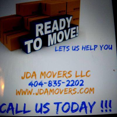 Avatar for JDA Movers LLC