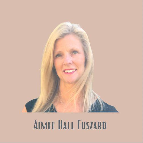 Aimee Hall Fuszard, Digital Marketing Specialist