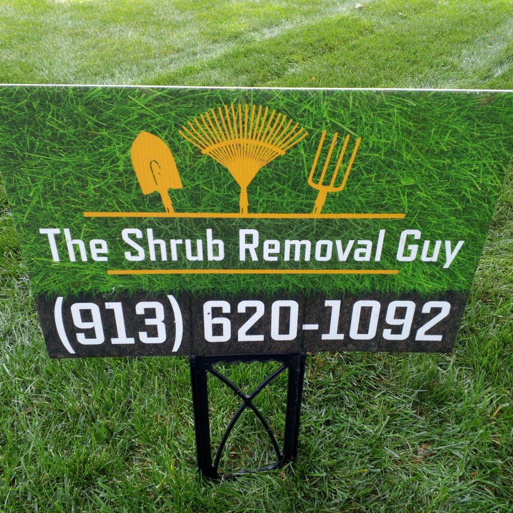 Timothy Magill The Shrub Removal Guy