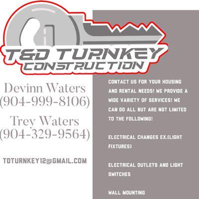 Avatar for T&D turnkey construction