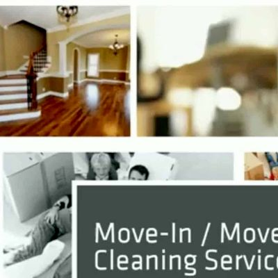 Avatar for Move in Move out Cleaning and more