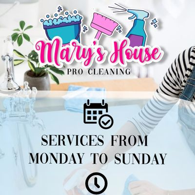 Avatar for Mary's house pro cleaning