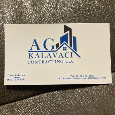 Avatar for Ag Kalavaci Contracting