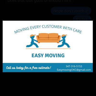 Avatar for Easy moving