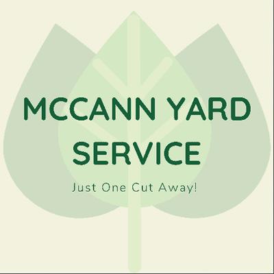 Avatar for McCann Yard Service