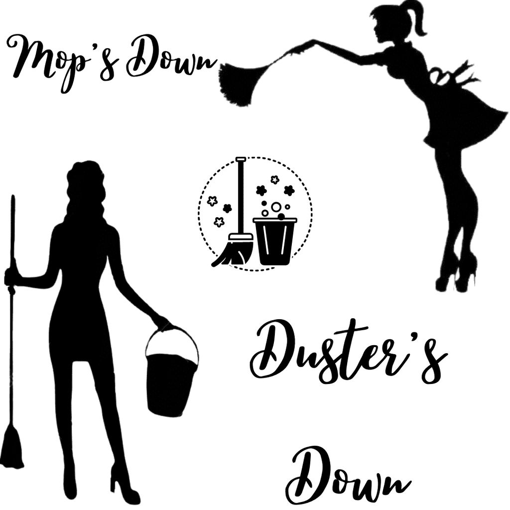 Mop Down Duster's Up: Cleaning and Junk Removal