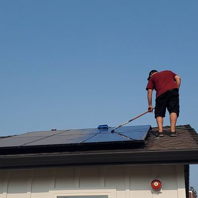 Avatar for Supreme Solar Cleaning & More