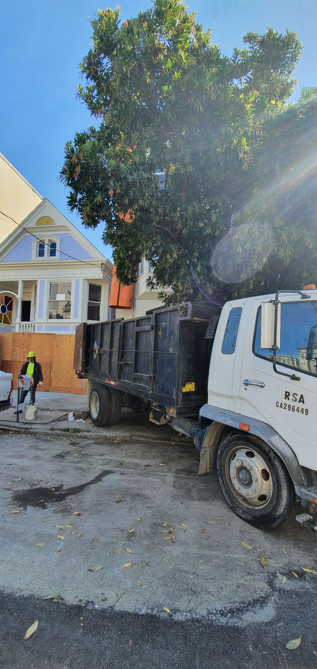 Alansi's hauling & demolition
