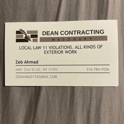 Avatar for Dean Contracting