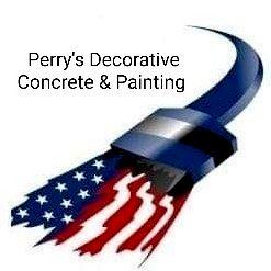 Perry's Decorative Concrete & Painting